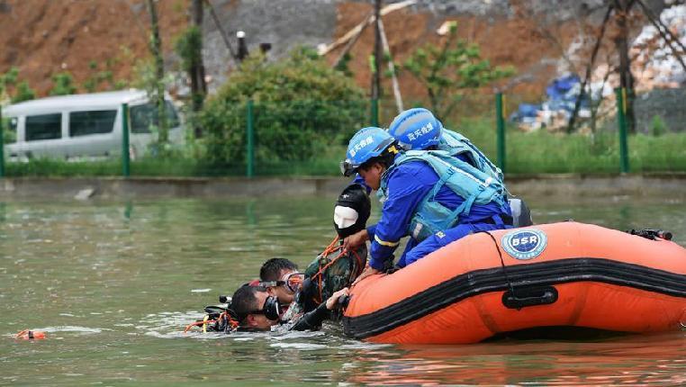 贵州龙里:防灾减灾日里演练忙