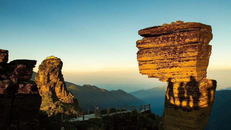 贵州梵净山入围世界自然遗产提名地审议名单