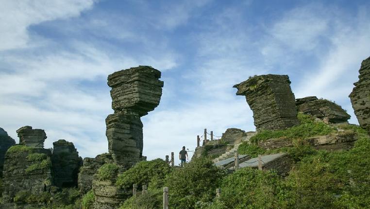 中国梵净山何以列入世界自然遗产地?