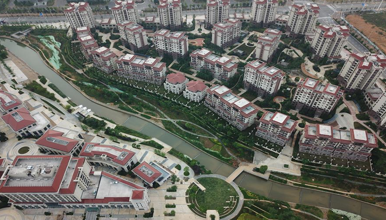 """中国全力打造""""海绵城市""""""""弹性""""应对气象变化"""