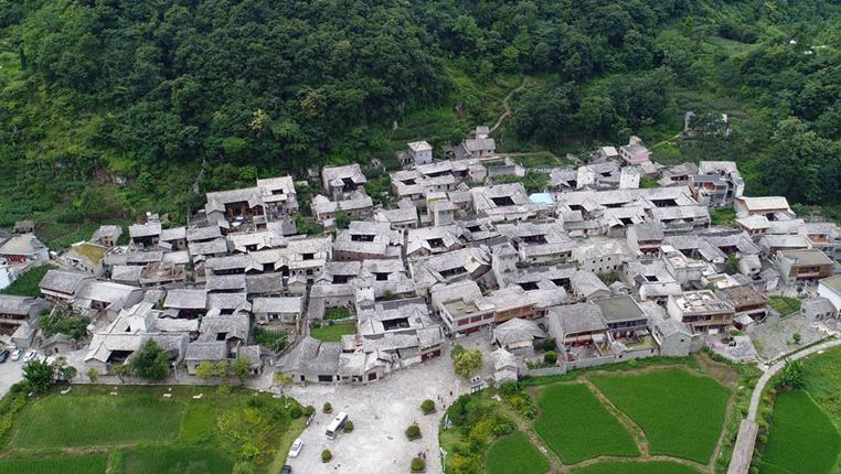 """航拍贵州安顺屯堡——探访传承600年的""""屯堡文化"""""""