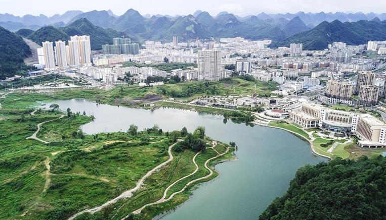 """国家生态文明试验区贵州的""""绿色之路"""""""